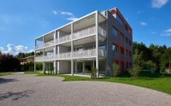 8 Wohnungen auf einer Restparzelle in Glashütten/Murgenthal/AG