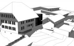 Rück- und Neubau Bauernhaus in Roggliswil