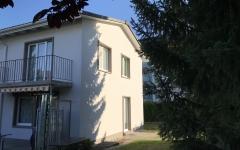 Fassadensanierung Einfamilienhaus in Madiswil