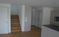 Neubau EFH mit Garage und gedeckter Sitzplatz